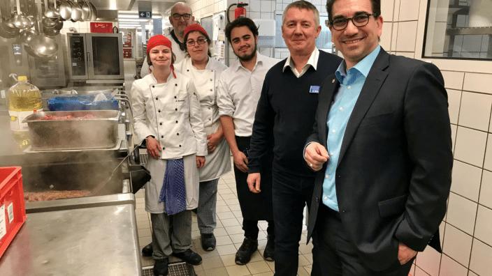 """Guido Déus MdL, zu Besuch beim """"Christliche Jugenddorfwerk Deutschland e. V."""" (CJD) in Bonn"""