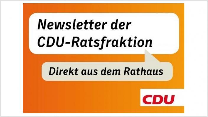 CDU-Newsletter